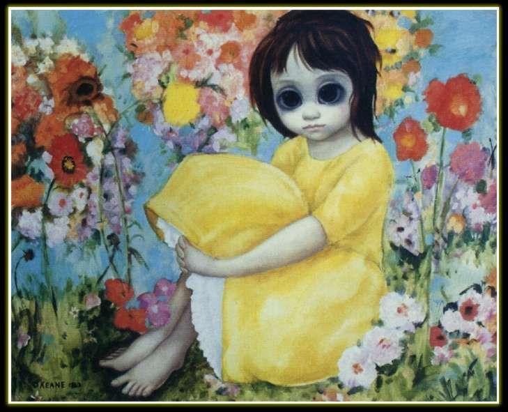 Big Eyes painting biopic