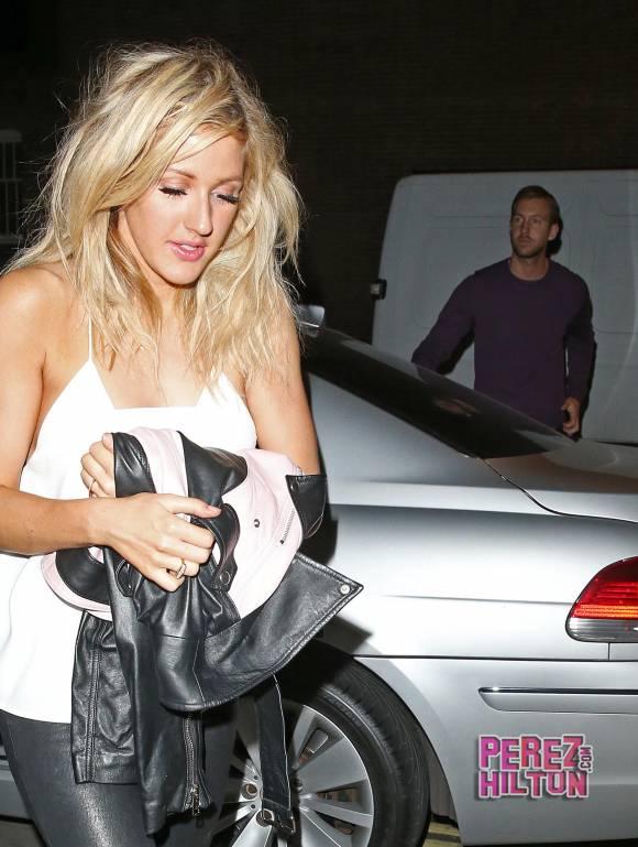 Ellie Goulding Calvin Harris