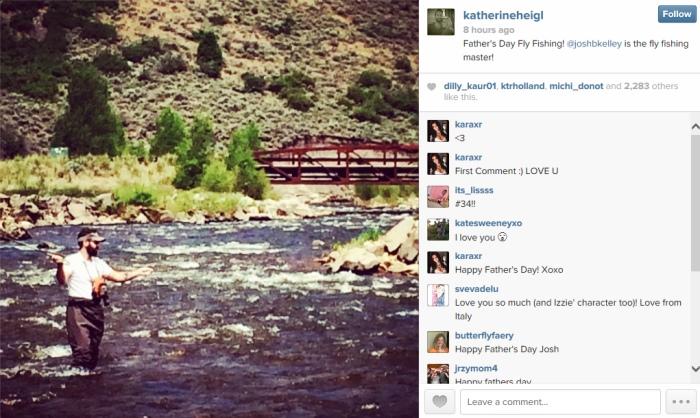 katherine heigl instagram