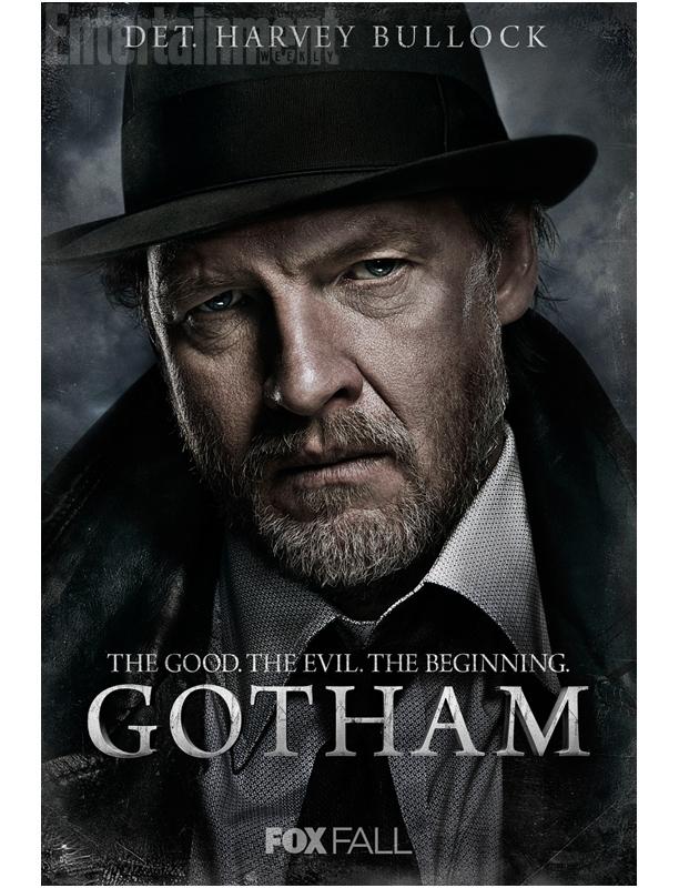 Gotham Detective Harvey Bullock