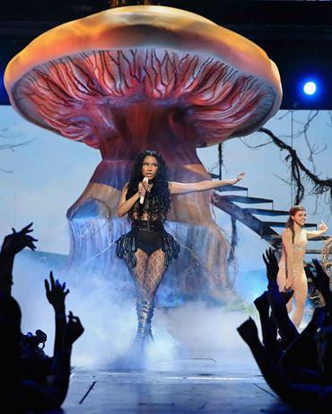 Nicki Minaj Performance BET Awards 2014
