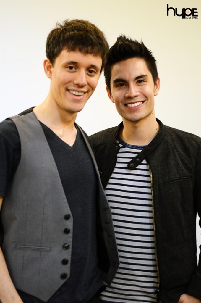 Sam & Kurt in KL