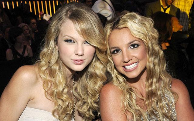 Taylor Swift Britney Spears