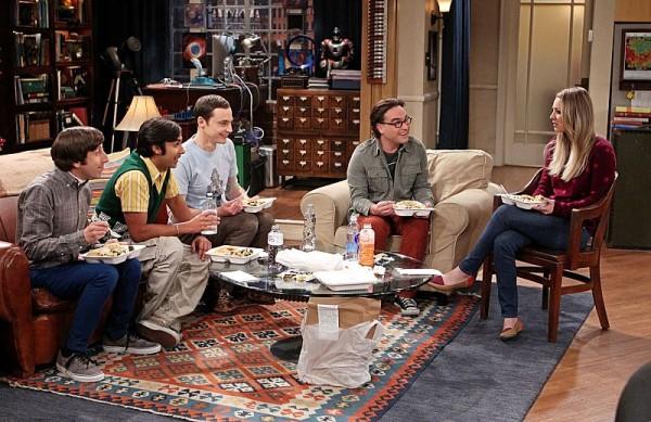 Photo via The Big Bang Theory on Facebook