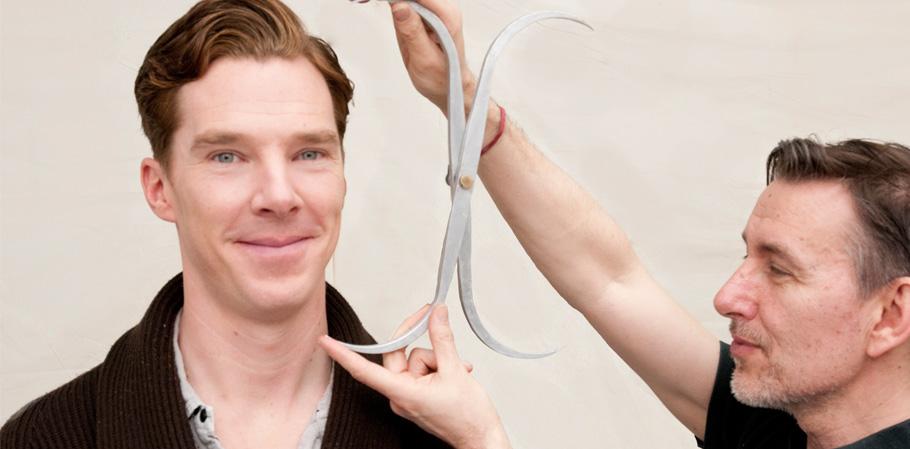 Benedict Cumberbatch Wax Figure Madame Tussauds
