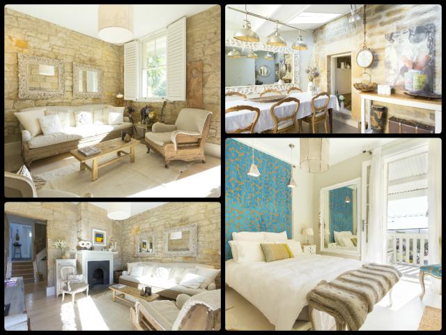 Charming sandstone Designer Home