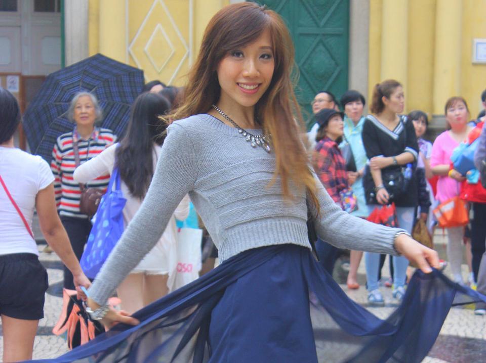 Cindy Tey Malaysian blogger