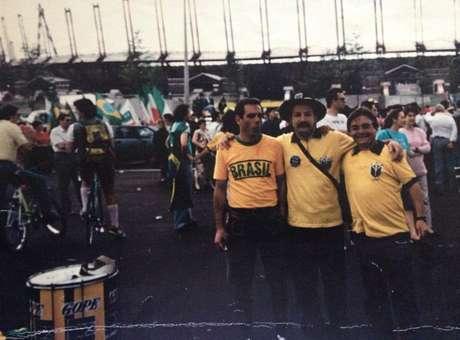 Clóvis da Costa Fernandes World Cup 1990