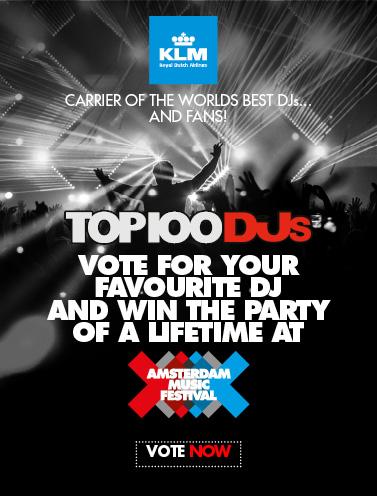DJ Mag Top 100 DJs Voting