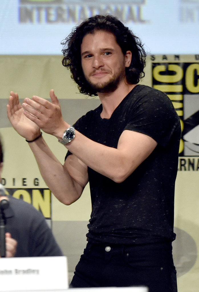 Game of Thrones Panel SDCC 9