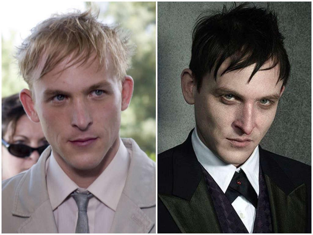 Gotham Robin Lord Taylor hair