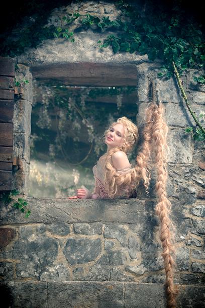 Into The Woods Rapunzel Mackenzie Mauzy