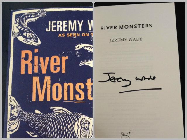 Jeremy Wade Book