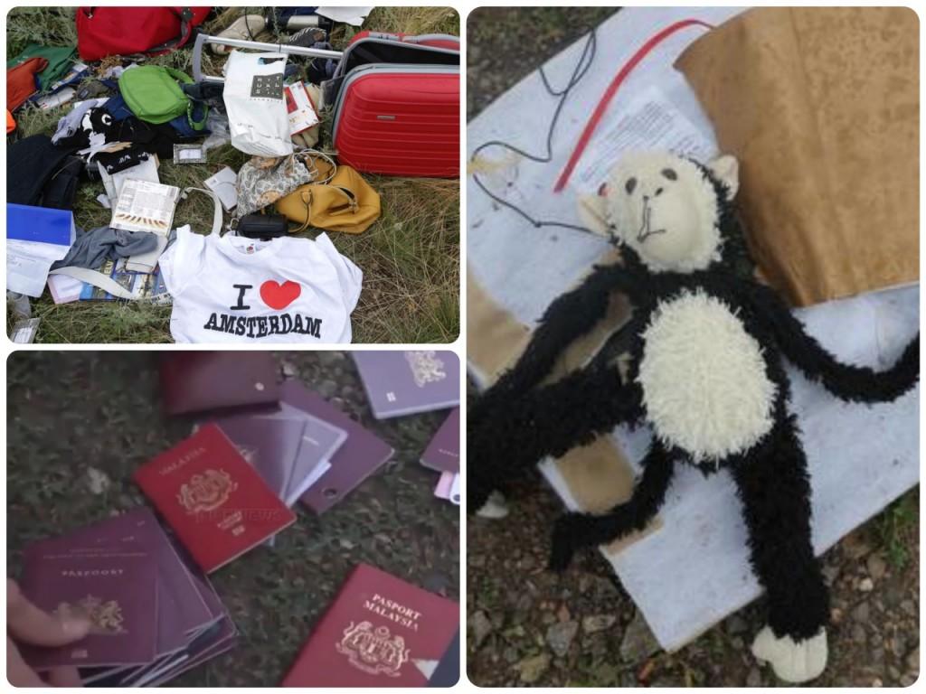 MH17 Crash Site Ukraine