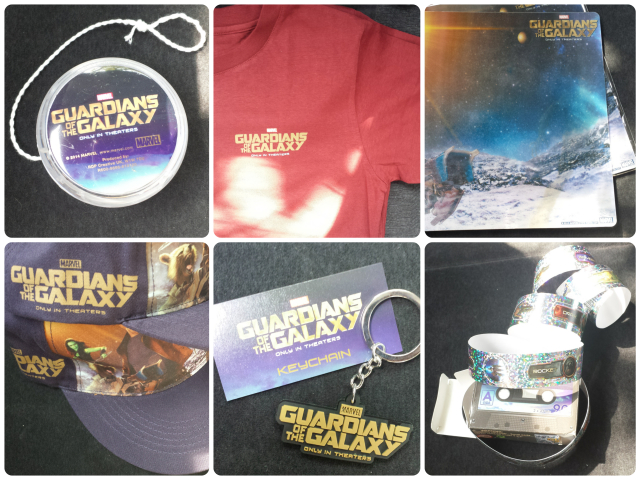 Marvel Guardians of the Galaxy Merchandise