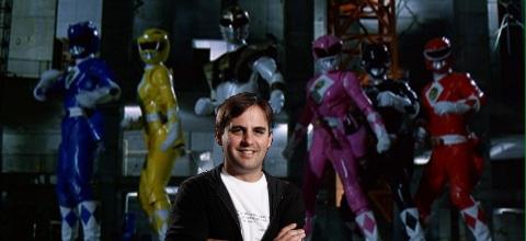 Robert Orci Power Rangers