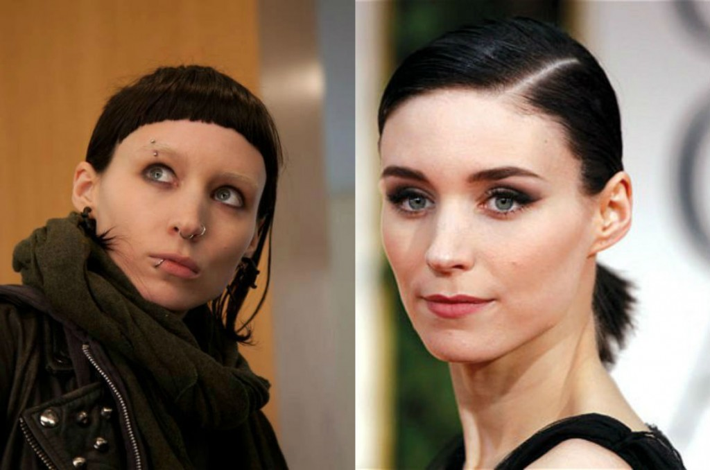 Rooney Mara The Girl with the Dragon Tattoo