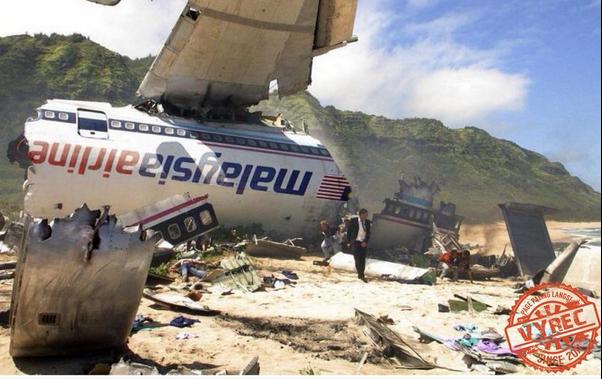 Fake #MH17 pic