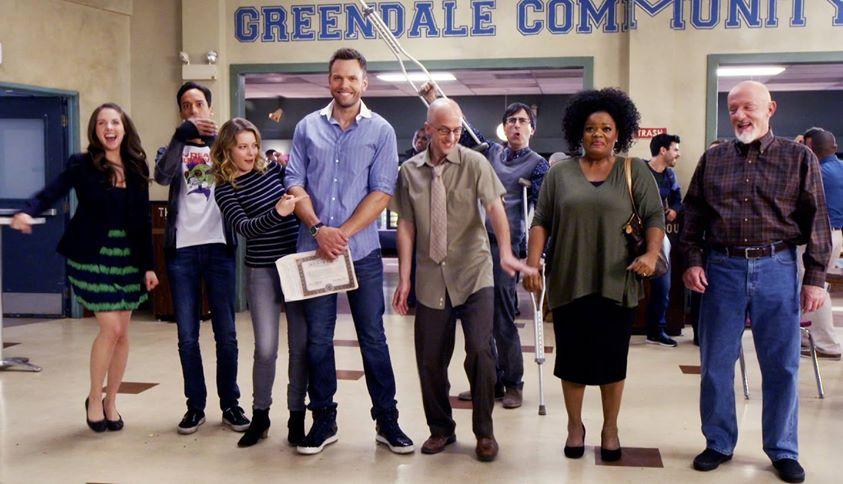 The Community Season Six