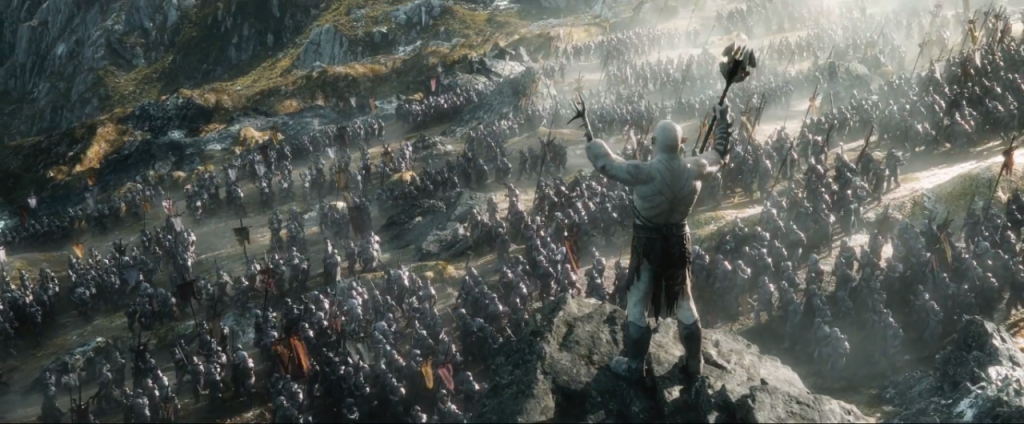 The Hobbit The Battle of The Five Armies Orcs
