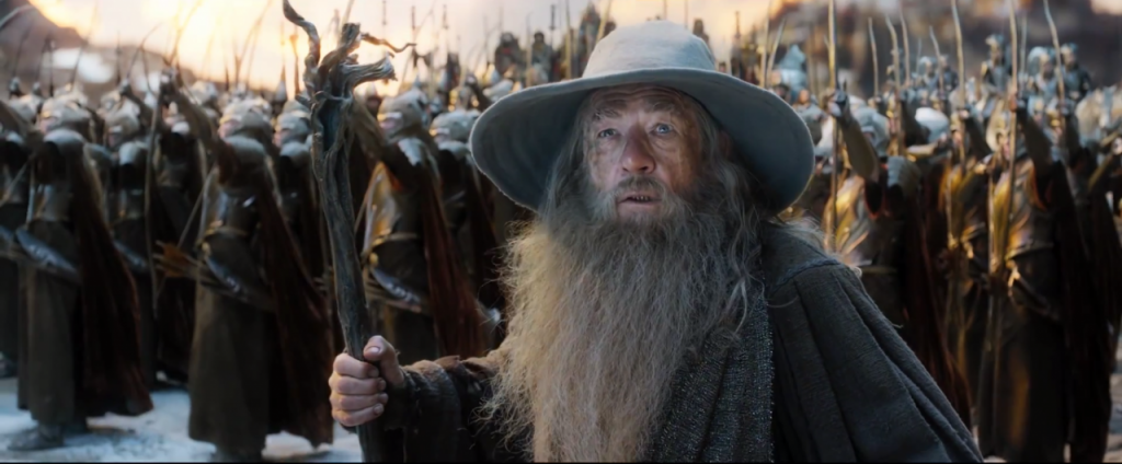 The Hobbit The Battle of the Five Armies Gandalf
