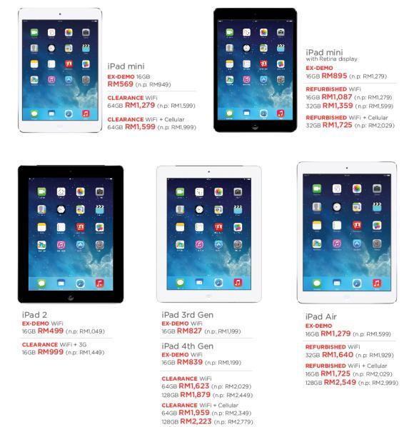 Apple Warehouse Sale Citta Mall 2