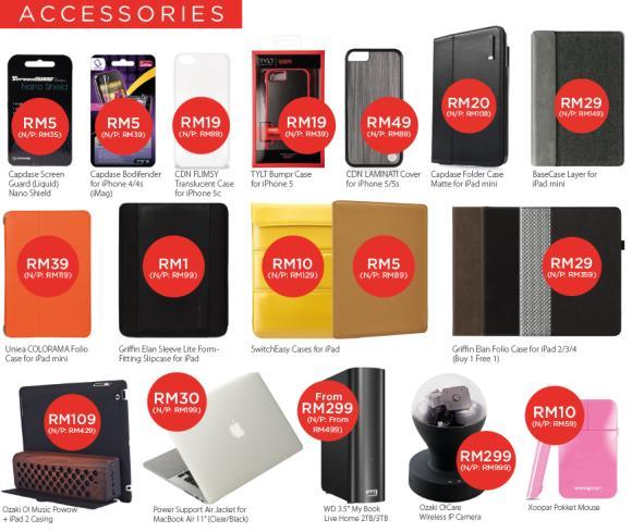 Apple Warehouse Sale Citta Mall 5