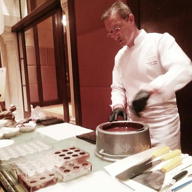 Chef Philippe Daue