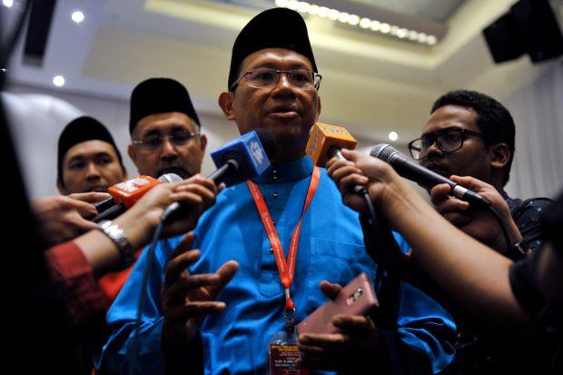 Datuk Seri Ahmad Shabery Cheek (Source: StarOnline)
