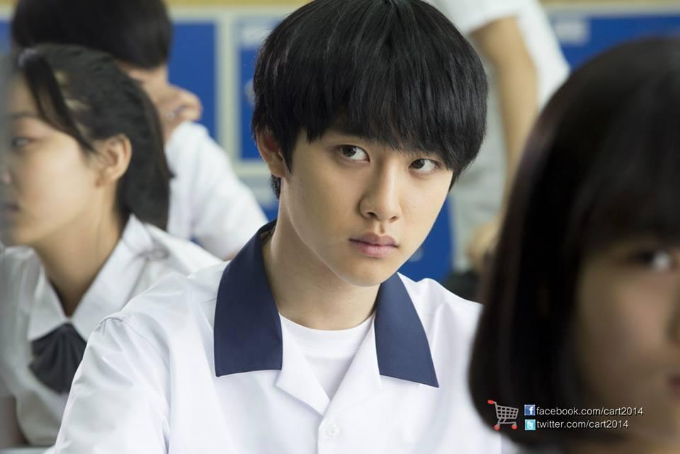 EXO D.O movie Cart