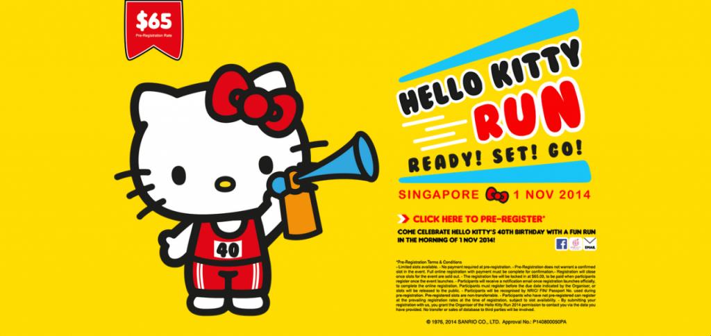 Hello Kitty Run SG