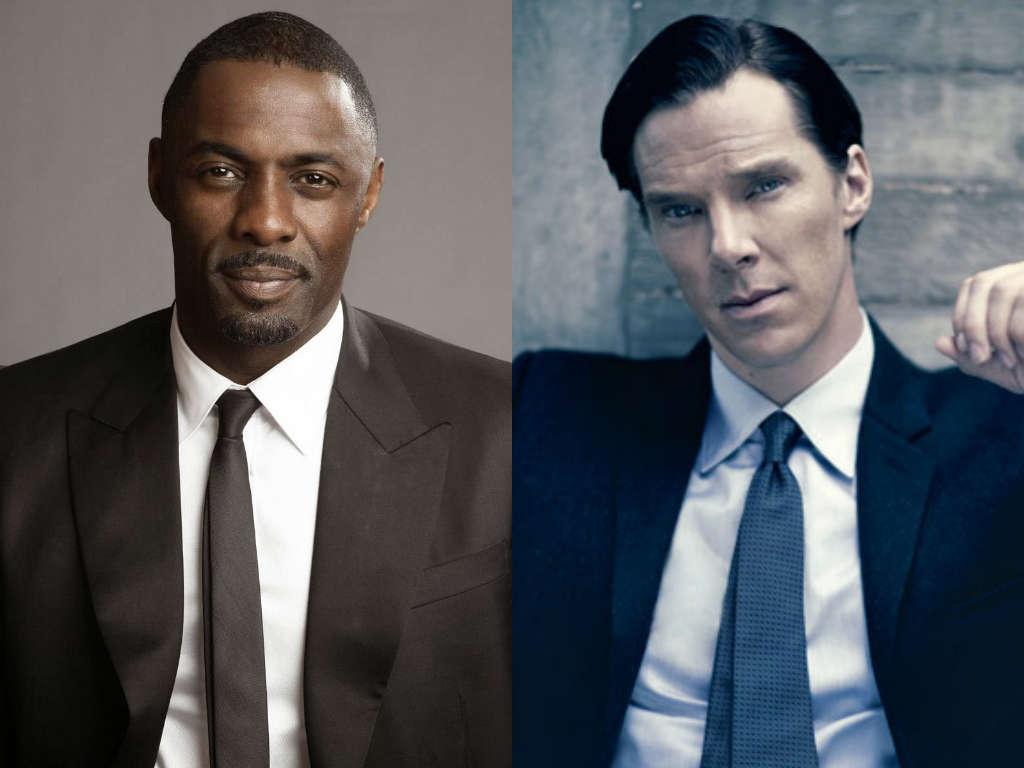 Idris Elba Benedict Cumberbatch Shere Khan