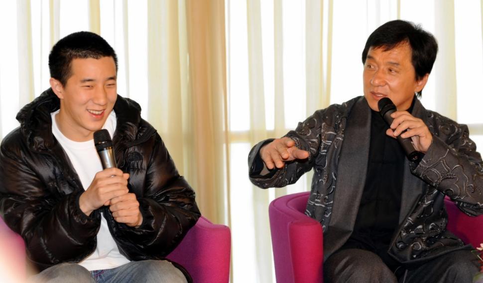 Jaycee Jackie Chan