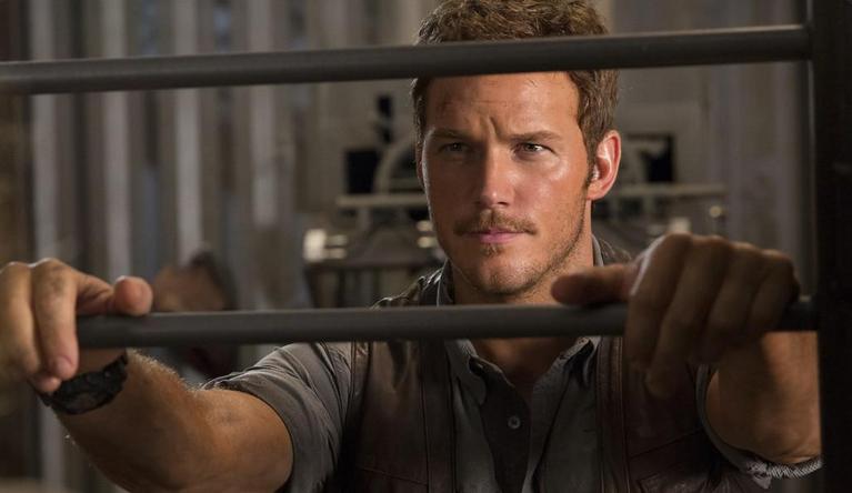 Jurassic World Chris Pratt Star Lord
