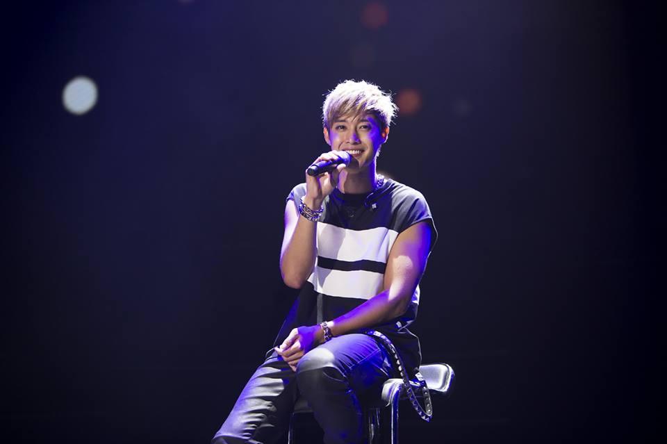 Kim Hyung Joong in China 2014