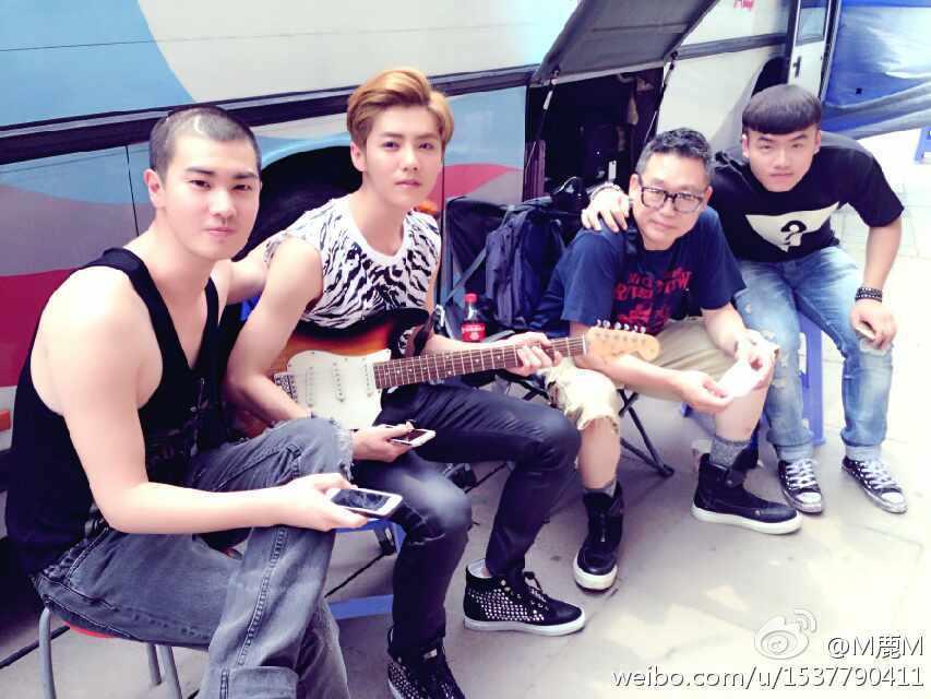 Luhan Chinese Film