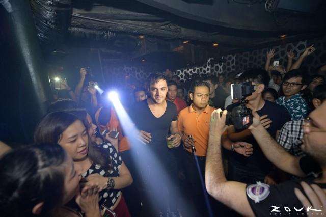 Photo via Zouk Club Kuala Lumpur