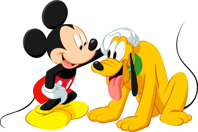 Mickey Pluto