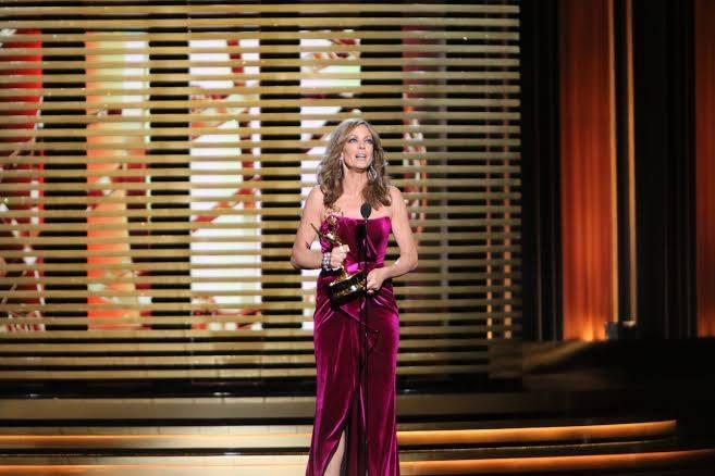 Primetime Emmys Allison Janney