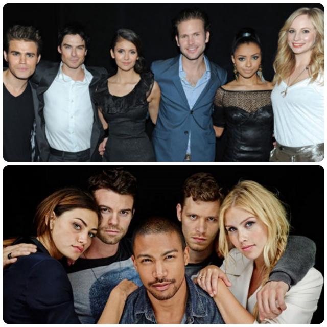 TVD The Originals Crossover