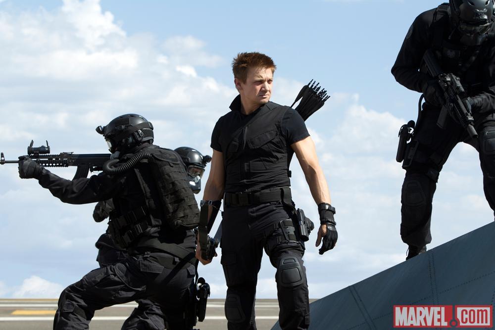 The Avengers Hawkeye