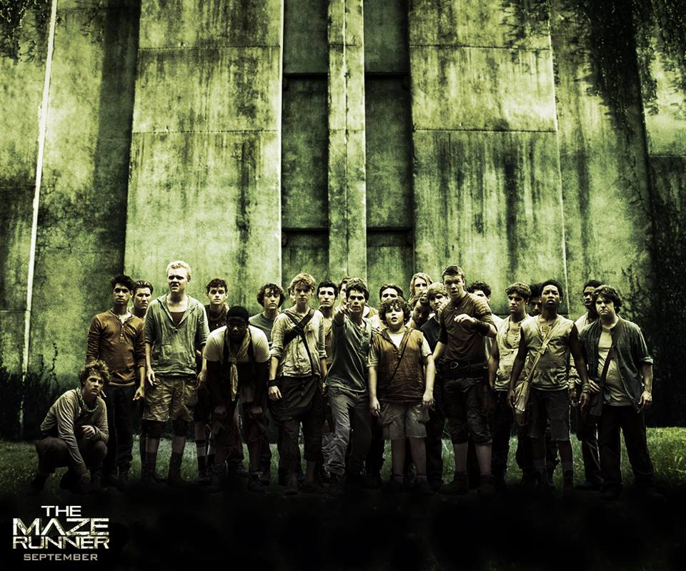 The Maze Runner still