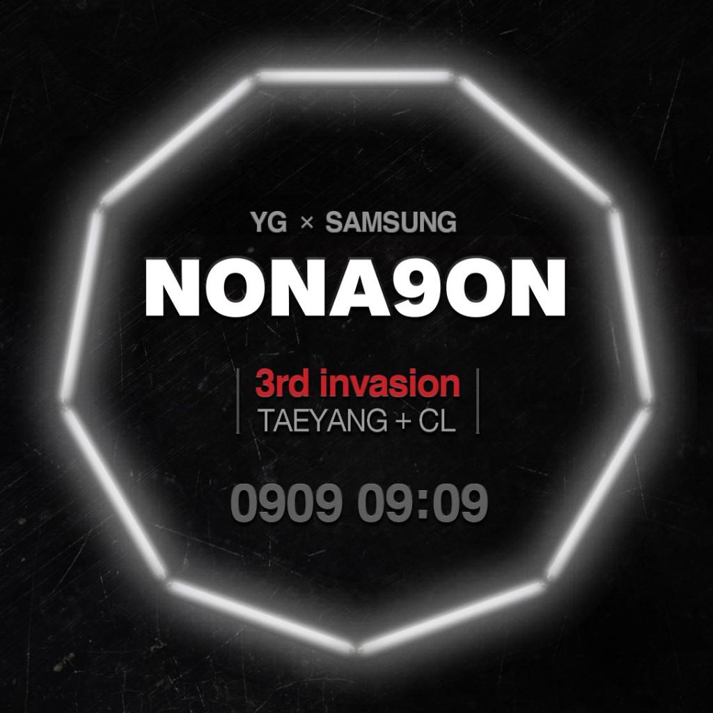 YG x Samsung NONA90N 3rd Invasion