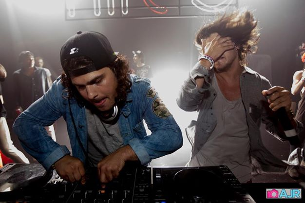 Photo via DVBBS on Facebook