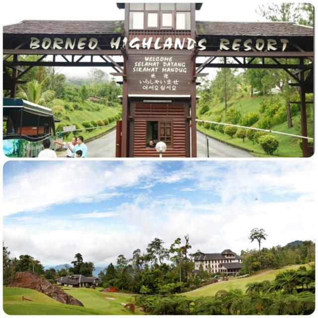 Borneo Highlands Resort Pet-Friendly Hotel