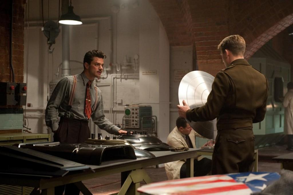 Captain America shield Vibranium