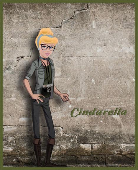 Cinderella Hipster