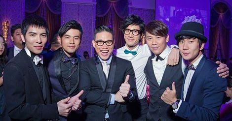 David Tao Jay Zhou Leehom JJ Lin