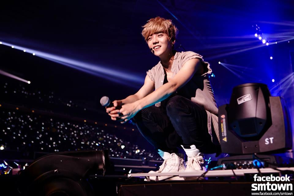 EXO Luhan