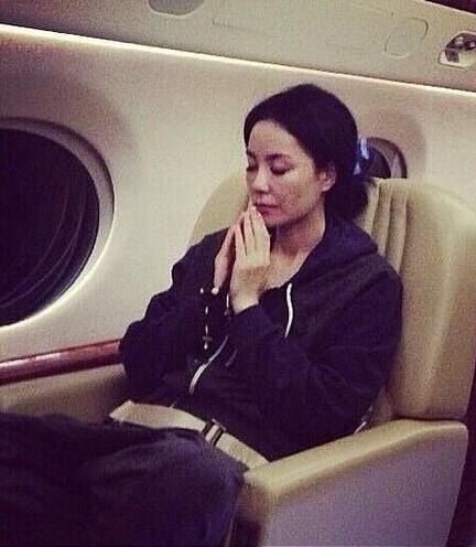 Faye Wong pregnant Nicholas Tse